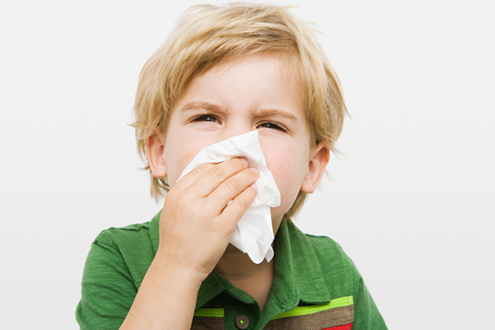 Фото №1 - Будьте любезны не чихать!