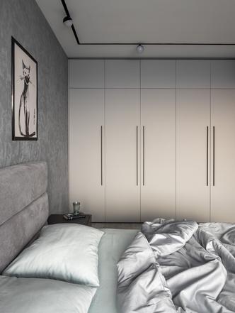 Фото №11 - Графика и минимализм: квартира для студента в Уфе 76 м²