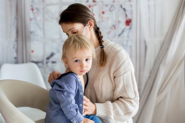 Фото №1 - Как заставить ребенка выздороветь как можно быстрее