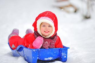 Фото №4 - Люби и саночки возить: как выбрать зимний транспорт для детей