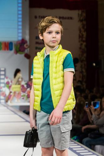 Фото №5 - Неделю моды BOSCOSFASHIONWEEK 2015 открыли детские показы