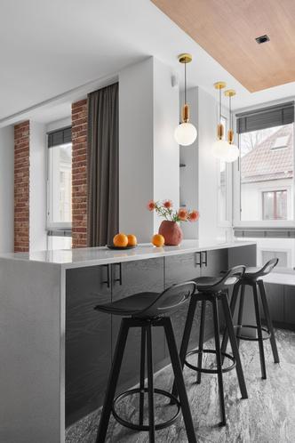 Фото №2 - Современная квартира в Калининграде 88 м²