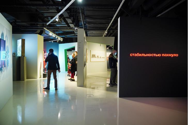 Фото №4 - Выставка номинантов второй московской арт-премии открылась в «Зарядье»