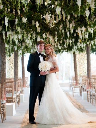 Фото №8 - Все деньги мира: 12 самых роскошных и дорогих свадеб нашего времени