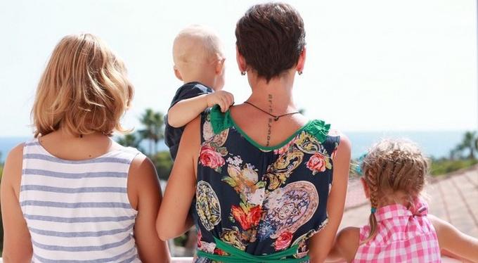 Три шага к осознанному материнству