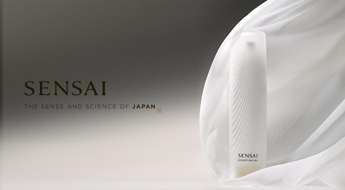 Новинка от SENSAI для мягкого и эффективного очищения.