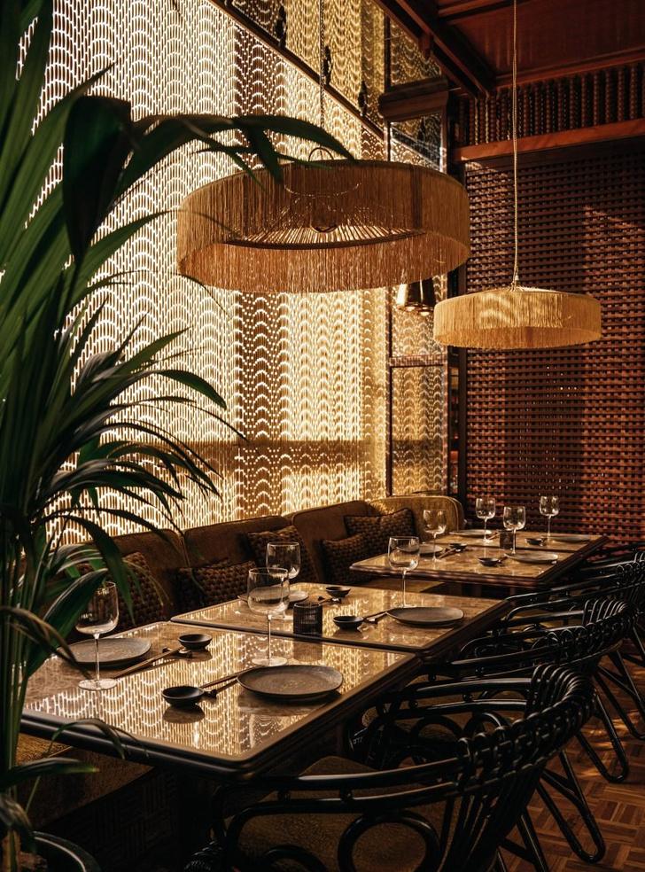 Фото №3 - Японский ресторан Mimi Kakushi в Дубае
