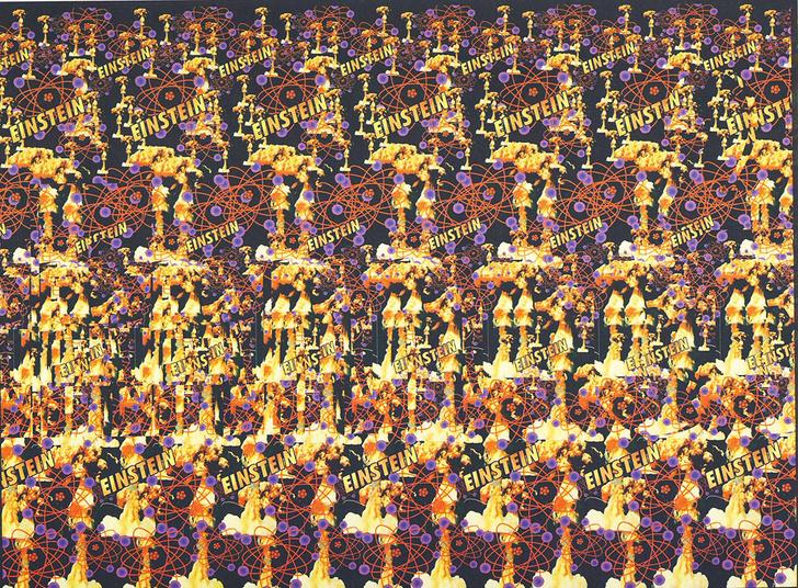 Фото №6 - Стереограмма, на которой 3D-картинку увидят даже те, кто никогда ее не видел