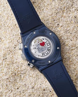 Фото №13 - Где купить стильные часы: Hublot открывает новые бутики на Средиземном море
