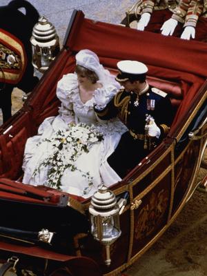Фото №4 - Память о Диане: самая трогательная деталь свадьбы Кейт и Уильяма