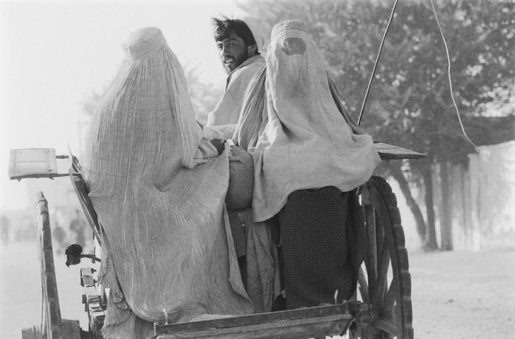 Фото №13 - Свобода за чадру: что станет с женщинами Афганистана при «Талибане»