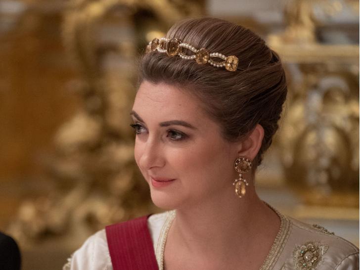Фото №10 - Самые красивые и дорогие тиары королевской семьи Люксембурга