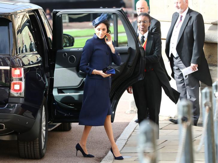 Фото №9 - Чужая во дворце: все взлеты, падения и ошибки герцогини Меган в королевской семье
