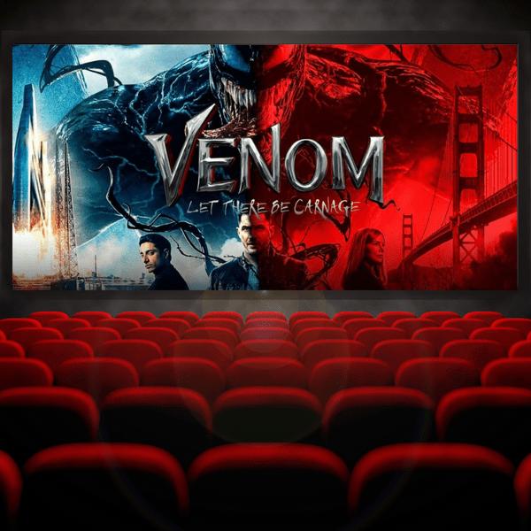 Фото №1 - Премьеру «Венома 2» перенесли в пятый раз 😨