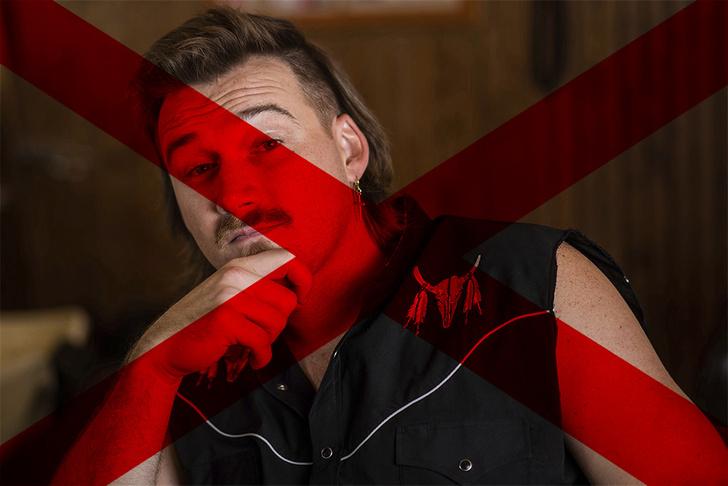 Фото №1 - Забаненный за расистское словечко кантри-певец внезапно стал лучше продаваться