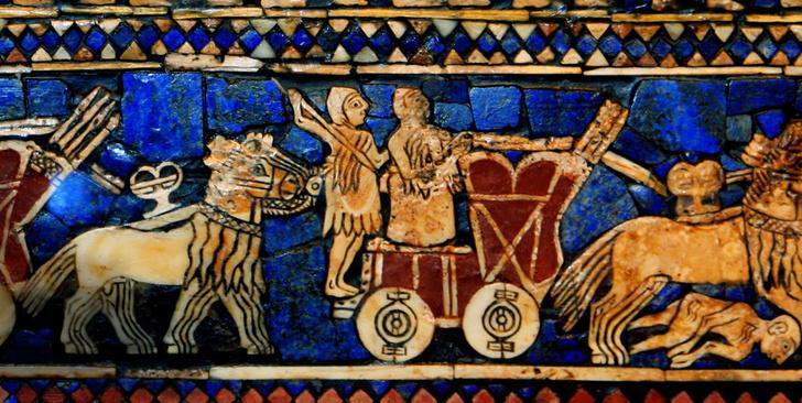 Фото №2 - Пути прогресса: как человек изобрел колесо