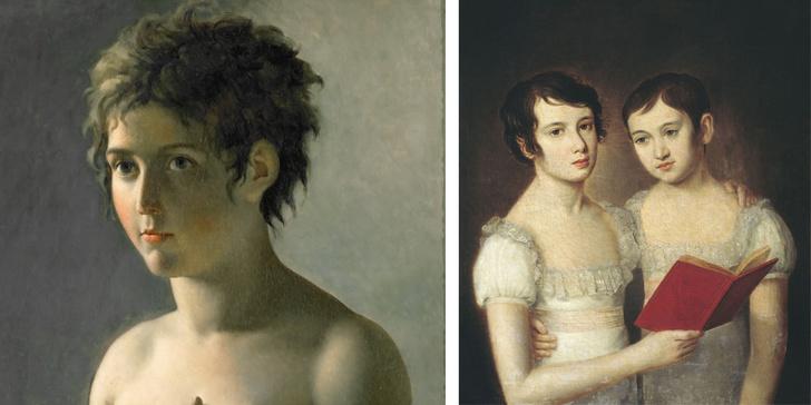 Фото №2 - Откуда у французов взялась мода на короткие волосы и при чем здесь гильотина