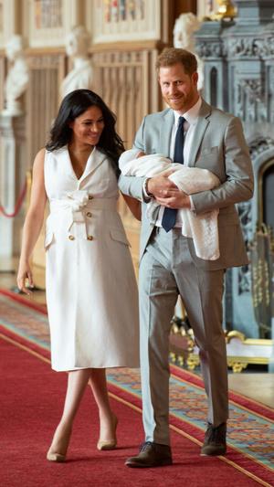 Фото №4 - Королевский гнев: какой поступок испортил отношения Уильяма и Меган (и при чем здесь Арчи)