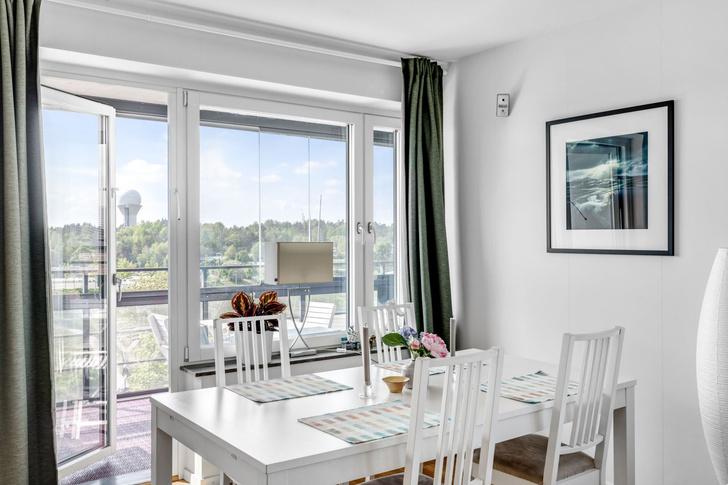 Фото №4 - Квартира 84 м² в светлых тонах в Стокгольме