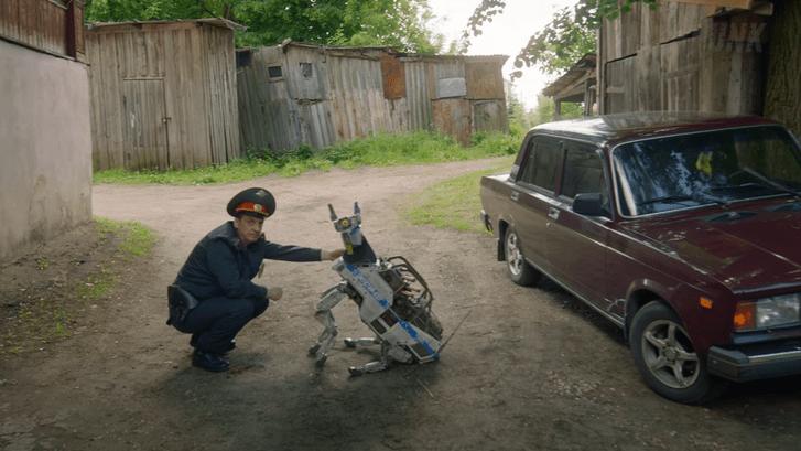 Фото №1 - Старицкий коп не сдается: новое видео от создателей «Кибердеревни»
