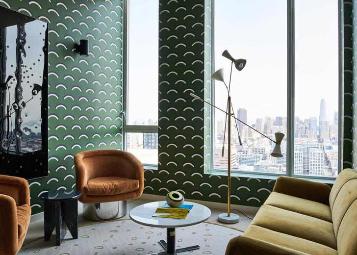 Фото №6 - Галерея коллекционного дизайна в апартаментах в Сан-Франциско