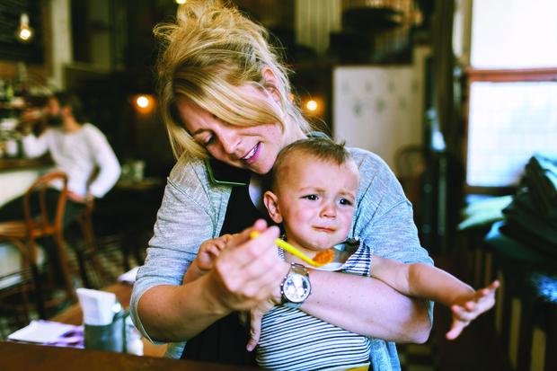 Фото №2 - Почему не получается похудеть после родов: 7 главных причин