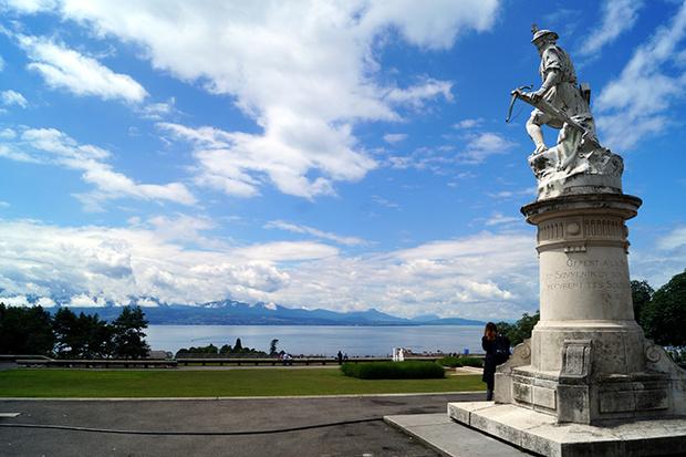 Фото №14 - Премьеры швейцарской Ривьеры: Чаплин, Олимпиада и Средневековье