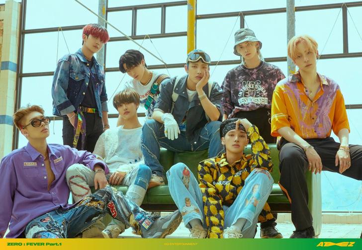 Фото №16 - Топ-20 самых популярных k-pop групп в мире 🔥