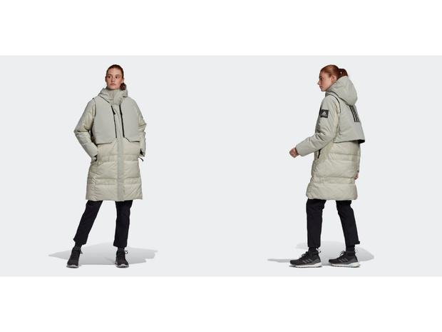 Фото №2 - White fall: непромокаемый пуховик adidas MYSHELTER COLD.RDY для самой непредсказуемой погоды