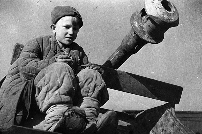 Фото №1 - Как рассказать ребенку о Великой отечественной войне