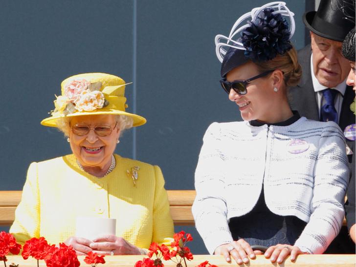 Фото №3 - Особое положение: почему Зара Тиндолл может нарушать королевской протокол