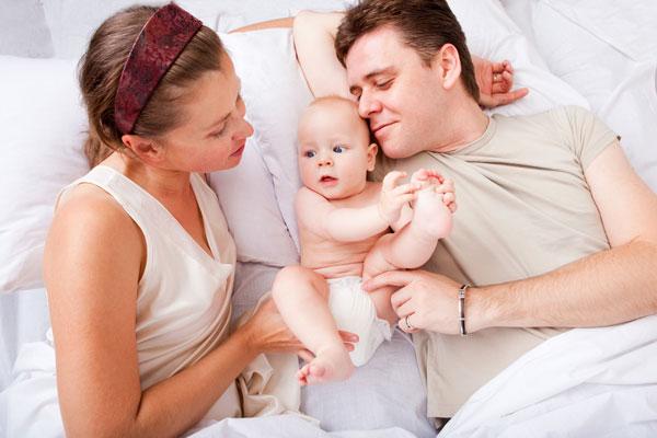 Фото №1 - Есть ли секс после родов?