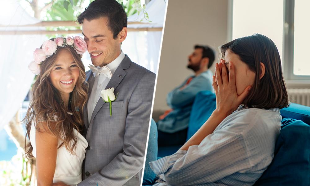Фантазия подружки невесты превращается в реальность