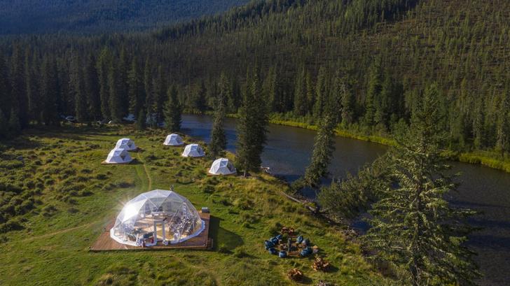 Фото №7 - Mamont Camp: новый глэмпинг на Алтае