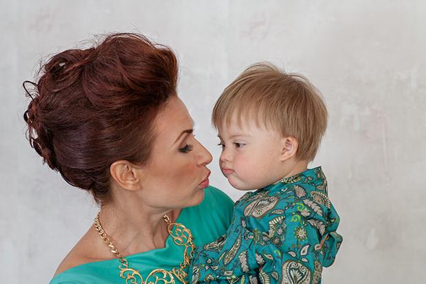 Фото №1 - Эвелина Бледанс: «Нам пишут, что уже не боятся родить такого ребенка»
