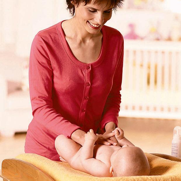 Фото №4 - Мастер-класс: детский массаж
