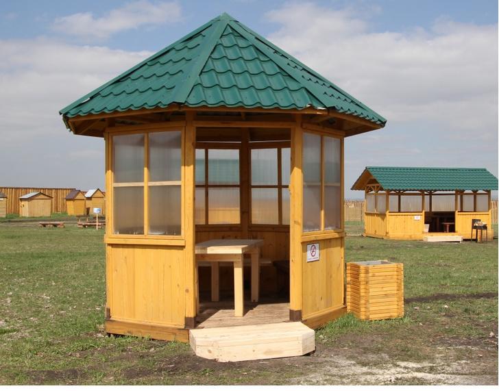 Фото №1 - 5 супермест для шашлыков в Красноярске