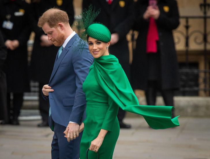 Принц Гарри и Меган, фото