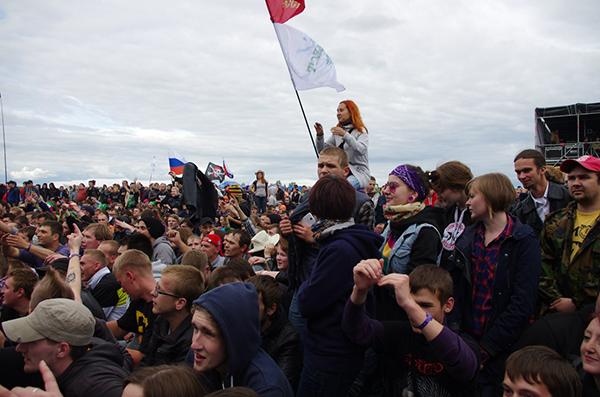 Фото №1 - «Доброфест» в Ярославле: рок, музыка, любовь