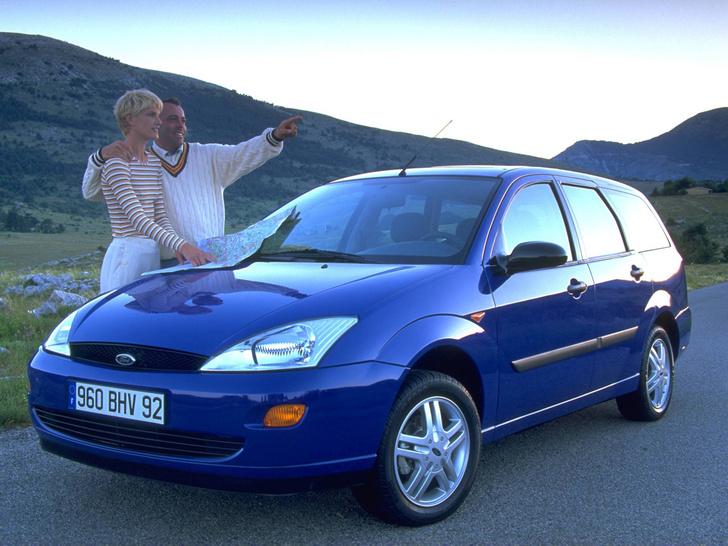 Фото №6 - За ним стояли в очереди по полгода: «Форд-Фокус», который сделал иномарки доступными