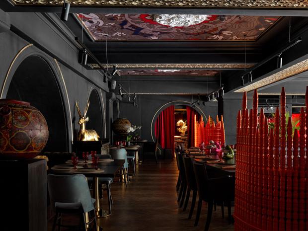 Фото №7 - Обновленный ресторан Black Thai