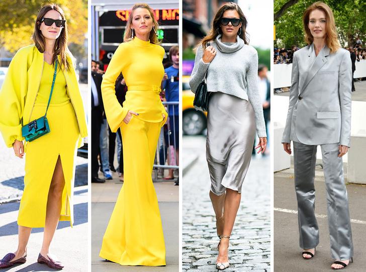 Фото №1 - Главные цвета 2021 года: какие и как их носить