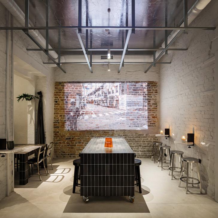 Фото №8 - Кафе с минималистичным интерьером на западе Украины
