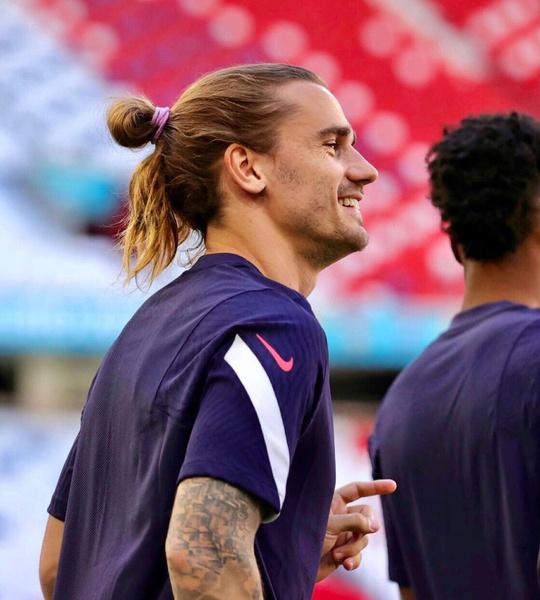 Фото №5 - По стопам Бекхэма: самые крутые прически футболистов на Евро-2020 ⚽