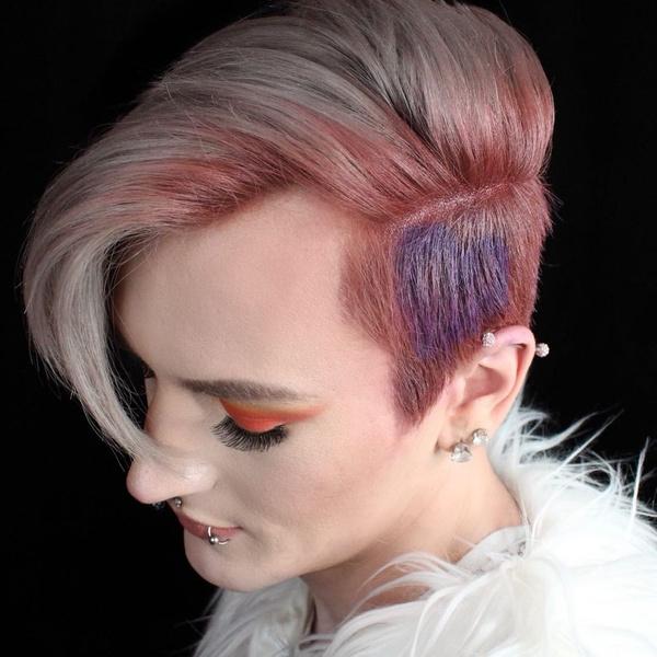 Фото №5 - Временное окрашивание: как легко сменить цвет волос на несколько дней