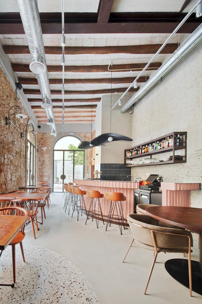 Фото №3 - Ресторан Nina в Барселоне