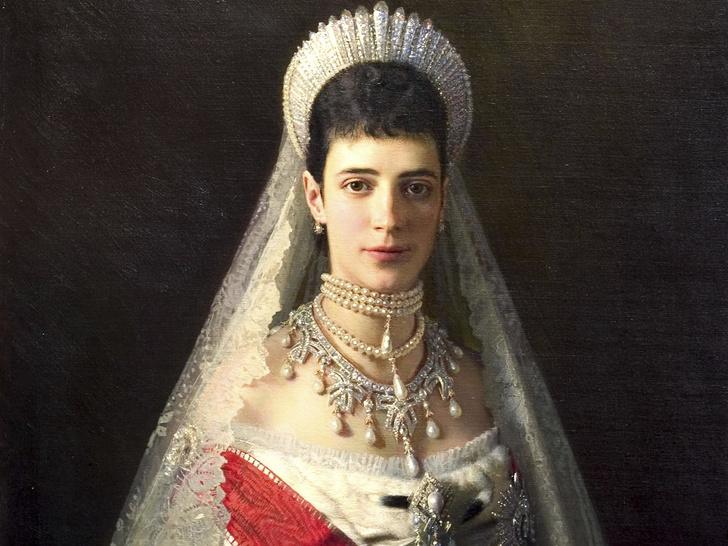 Фото №1 - Невеста двух цесаревичей: надежды, слезы и изгнание императрицы Марии Федоровны