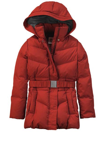 Зимняя женская куртка Timberland, 26 950 р.
