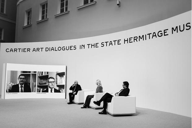 Фото №3 - Диалоги об искусстве: разговор с директором Государственного Эрмитажа Михаилом Пиотровским