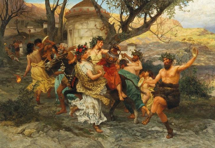 Фото №3 - Самые странные сексуальные обычаи Древней Греции